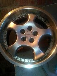 Комплект дисков R17 , 5-112 , 8 j , et 35