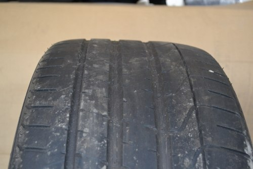 Комплект шин 295/35R21 Pirelli Pzero
