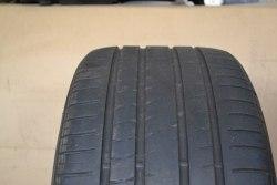 Пара шин 295/35R21 Pirelli Pzero rosso