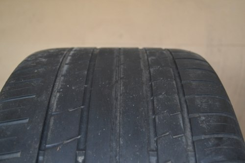 Пара шин 295/35R21 Continental CrossContact