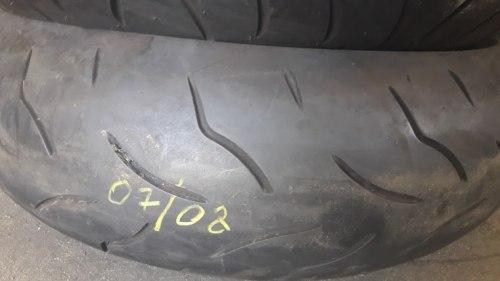 Мотошина 180/55R17 Bridgestone BT016R