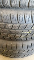 Пара шин 205/70R15 Semperit SLG