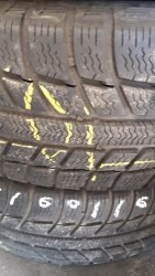 Пара шин 195/60R16C Michelin Alpin