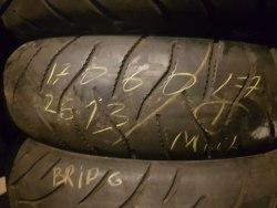 Мотошина 170/60R17 Michelin Anakee III