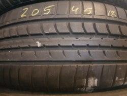 Одна шина 205/45R18 Goodyear NCT 5 RSC