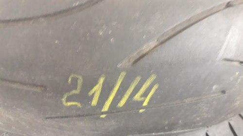 Мотошина 180/55R17 Michelin Pilot power