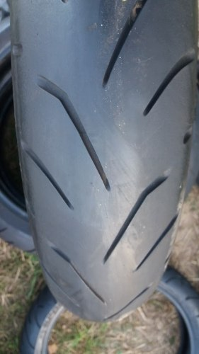 Мотошина 120/70R17 Bridgestone S20F