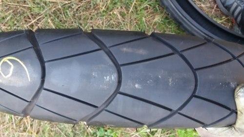 Мотошина 110/80R19 Dunlop Trailmaxx