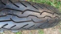 Мотошина 100/80R19 Pirelli Route