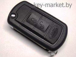 Ключ Land Rover корпус 3 кнопки Land Rover Range Rover
