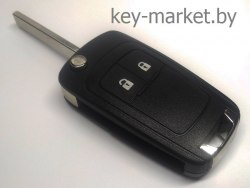 Ключ (корпус) Opel Insignia, Astra J, Zafira C, Meriva B
