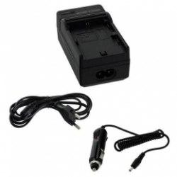 Комплект сетевое + автомобильное зарядное устройство CANON LC-E6 / LC-E6E для LP-E6 CANON EOS 5DS, EOS 5D MARK II, EOS 5D MARK IIL, EOS 6D, EOS 7D, EOS 60D, EOS 70D зарядка