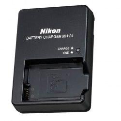Зарядное устройство NIKON MH-24 для EN-EL14, EN-EL14A / D3100, D3200, D3300, D5100, D5200, D5300, P7000, P7100, P7700, P7800, DF.
