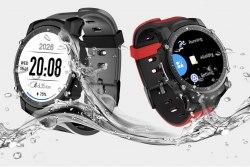 Часы KingWear FS08 цвет черный