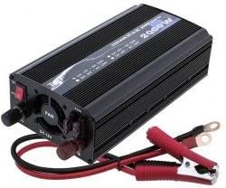 Инвертор 24-220V 1500W 24 на 220вольт 1500 Ват преобразователь напряжения TBF