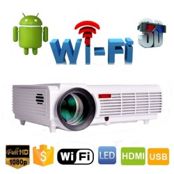 Проектор Everycom BT96 Android+Wi-Fi