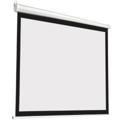 """Экран для проектора 84"""" дюйма белый, матовый 213*213 см"""