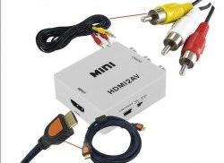 Конвертер HDMI в Тюльпаны (3RCA) AV Переходник