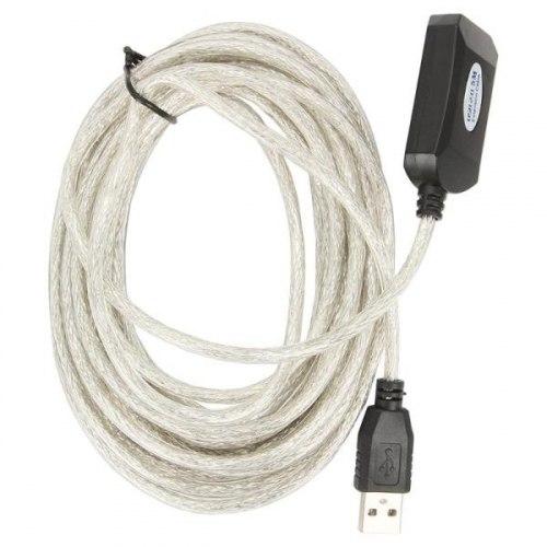 USB удлинитель 5 метров активный, кабель USB 2.0 5M