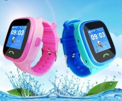 Умные GSM часы для детей Smart Baby Watch HW8 (GSM, GPS, Микрофон)