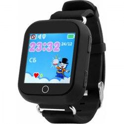 Часы Smart Baby Watch Q100 цвет черный