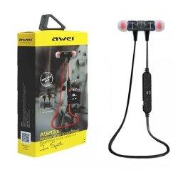 Наушники Bluetooth с микрофоном Awei А920BL цвет на выбор