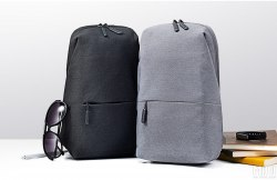 Рюкзак Xiaomi Multi-Function Urban Chest Pack (серый)