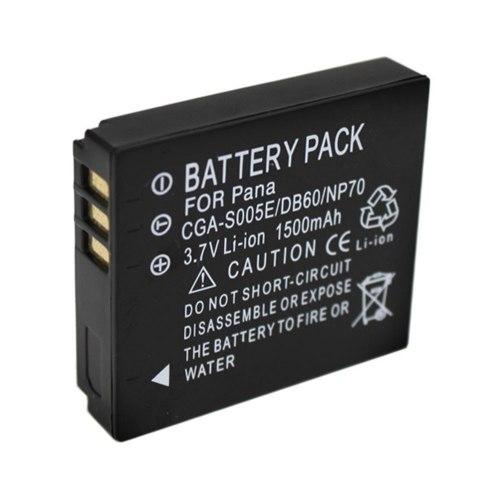 Аккумулятор для Panasonic CGA-S005