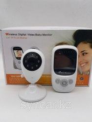 Shenzhen Seepower Electronics SP-880 Видеоняня комплект беспроводной камеры видеонаблюдения и приемника с экраном Wireless baby monitor