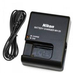 Зарядное устройство Nikon MH-25 ДЛЯ EN-EL15 /D600, D610, D7000, D7100, D750, D800, D800e, Nikon 1V1