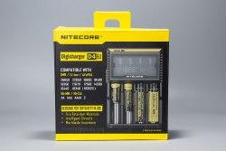 Зарядное устройство Nitecore D4 EU