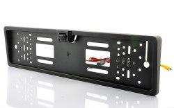 Камера заднего вида XPX CCD-801 с номерной рамкой