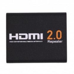 HDMI 2.0 Активный усилитель 30 м, репитер, удлинитель. Repiter HDMI 4k 3D 2.0 соединитель.