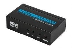 HDMI Splitter 1*2 1080P (из 1-HDMI в 2-HDMI)