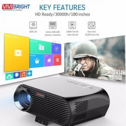 Проектор VIVIBRIGHT GP100 Android 6.0