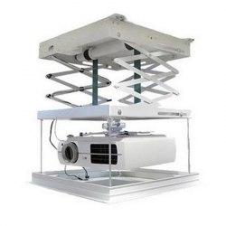 Моторизованный потолочный лифт для проектора с пультом ДУ 1м 100см