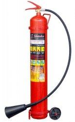 Огнетушитель углекислотный переносной Ярпожинвест ОУ-7