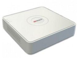 Гибридный HD-видеорегистратор HiWatch DS-H204Q