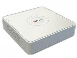 Гибридный HD-видеорегистратор HiWatch DS-H208Q