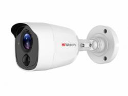 2 Мп цилиндрическая HD-видеокамера HiWatch DS-T210