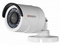 2 Мп цилиндрическая HD-видеокамера HiWatch DS-T200P