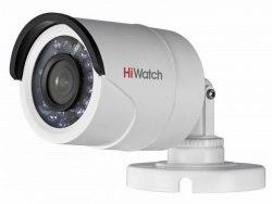 2 Мп цилиндрическая HD-видеокамера HiWatch DS-T200