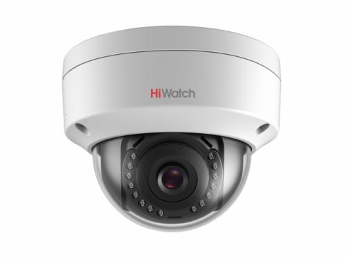 4 Мп купольная IP-видеокамера HiWatch DS-I402