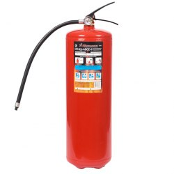 Огнетушитель порошковый переносной Ярпожинвест ОП-8(з)