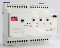 Блок управления электроприводами ТДС Прибор БУЭП-1