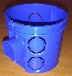 Коробка установочная КУ 13 с шурупами