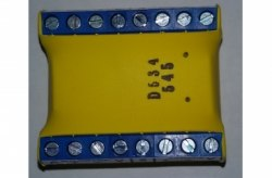Видеокоммутатор D534