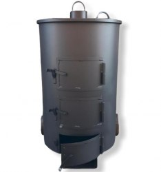 """Садовая печь для сжигания мусора """"МаУгли"""" 240 (4мм)"""