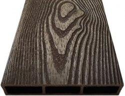 Грядки из ДПК NauticPrime Esthetic Wood с 3D рисунком