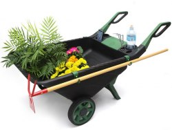 Тачка-тележка Garden Cart